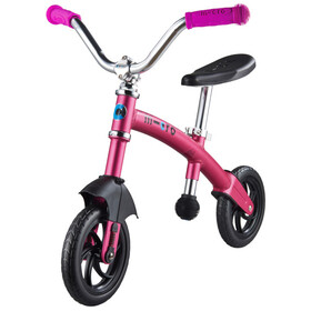 Micro G-Bike Chopper Deluxe Laufrad Kinder pink